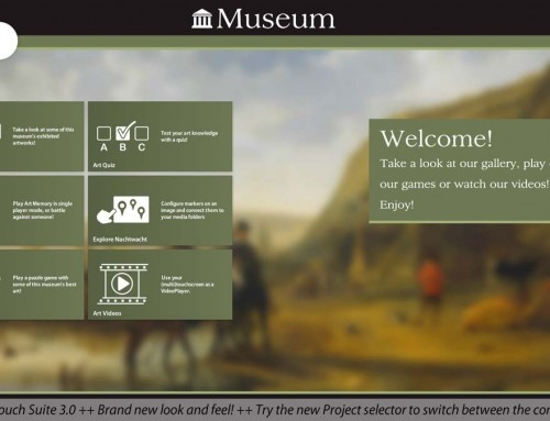 Museum Demo – Omnitapps Composer