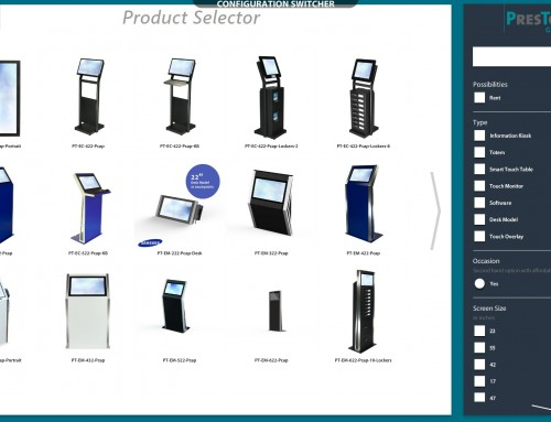PresTop Products -Selector